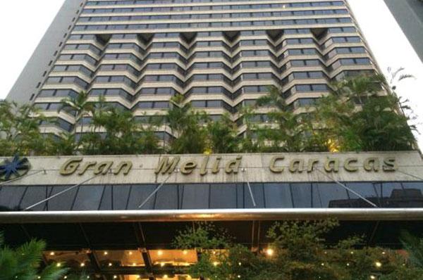 Hotel Meliá Caracas | Foto referencial
