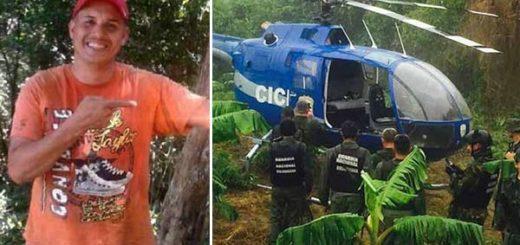 Continúa detenido agricultor que halló el helicóptero del CICPC | Fotomonjate Notitotal