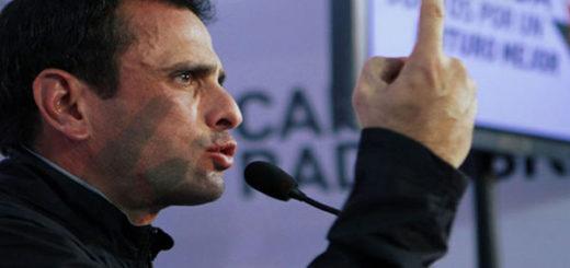 Henrique Capriles |Foto: Comando Simón Bolívar