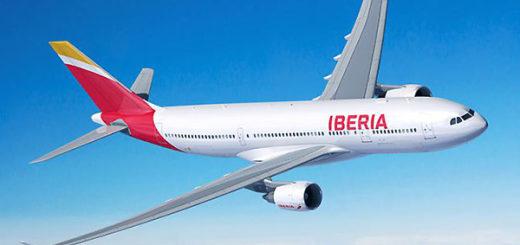 Aerolínea Iberia | Foto referencial