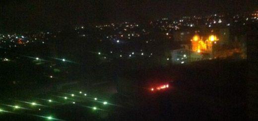 incendio en el INAVI Maracaibo | Foto: Twitter