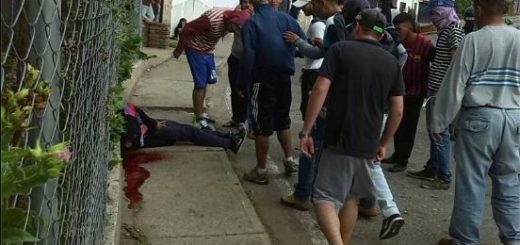 Joven asesinado en Táchira | Foto: Twitter