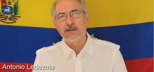 Antonio Ledezma | Foto: Captura de video