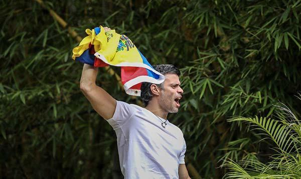 Leopoldo López | Foto cortesía