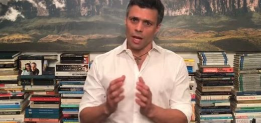 Leopoldo López | Foto: captura de video