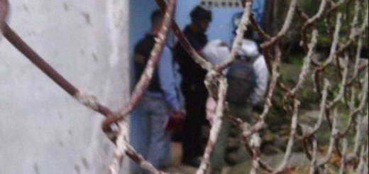 Asesinados dos hombre en liceo de Mérida | Foto: @alexvallenilla