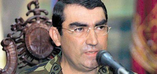 General en Jefe retirado, Luis Rincón | Foto: Archivo