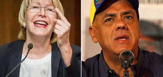 El reclamo de Ortega Díaz a Jorge Rodríguez por mofarse de los asesinados este domingo | Composición