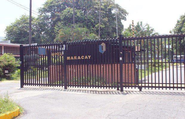 Estudiantes de la UPEL-Maracay fueron detenidos | Foto: Twitter