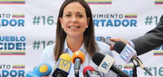 Maria Corina Machado | Foto: Régulo Gómez / LaPatilla