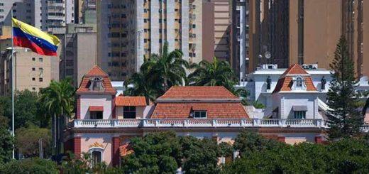 Palacio de Miraflores | Foto referencial