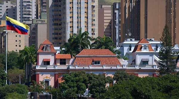 Palacio de Miraflores   Foto referencial