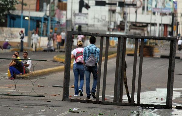Cuatro personas murieron en Maracaibo durante el paro cívico de este jueves | Foto: Américo Torres / Panorama