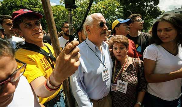 Expresidente Andrés Pastrana | Foto: El Cooperante