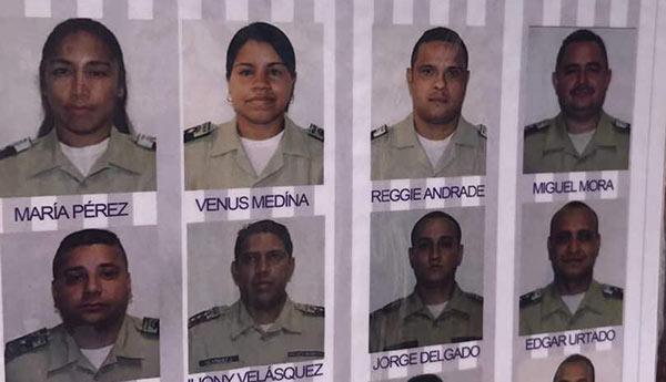 Funcionarios de PoliChacao detenidos | Foto: El cooperante