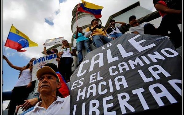 Oposición, Marcha_venezuela_maduro_reuters