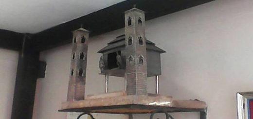 Relicario de la Virgen de Belén, en Aragua | Foto: El Clarín