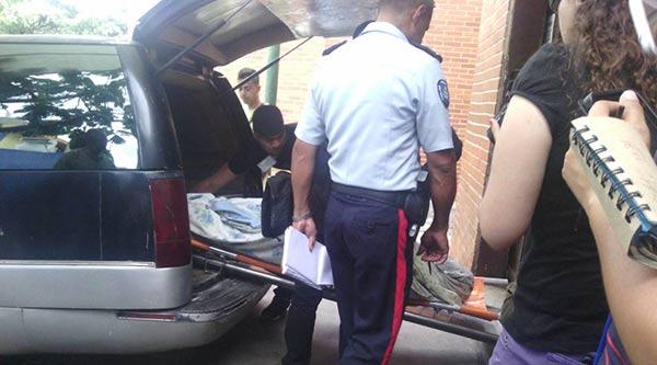 Reo de la cárcel Fénix trasladado a la morgue | Foto: Twitter