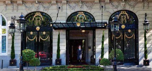 Hotel Ritz en España | Foto referencial