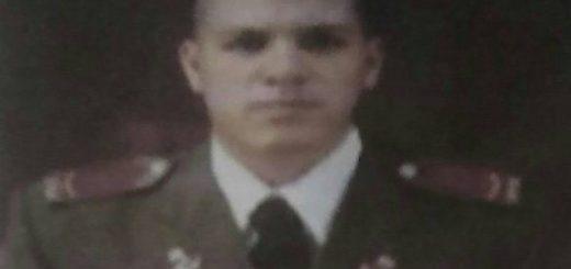 Sargento de la GNB asesinado en Táchira | Foto: Twitter