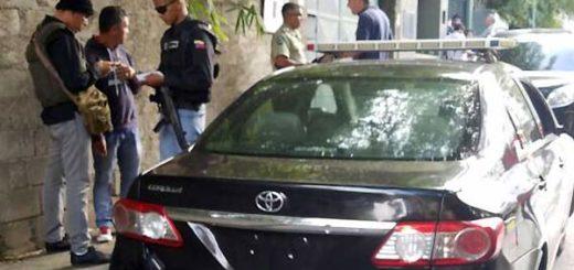 SEBIN en la casa del Leopoldo López | Foto: Twitter
