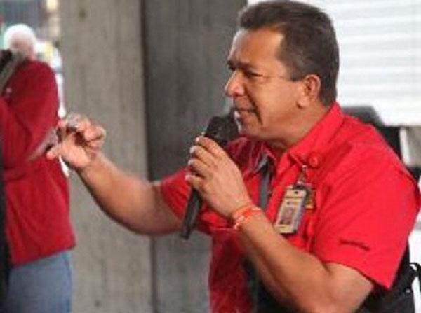 Sindicalista de PDVSA, Juan Salázar |Foto: La Patilla