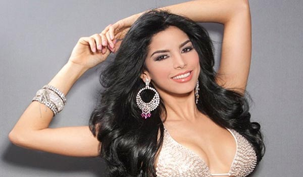Gleymar Loyo, modelo venezolana | Foto: Cortesía