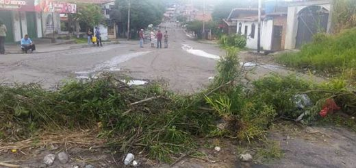 Protesta en Táchira | Foto: Twitter