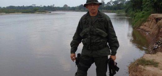 Teniente coronel del Ejército Durbis Melán|Foto: Twitter