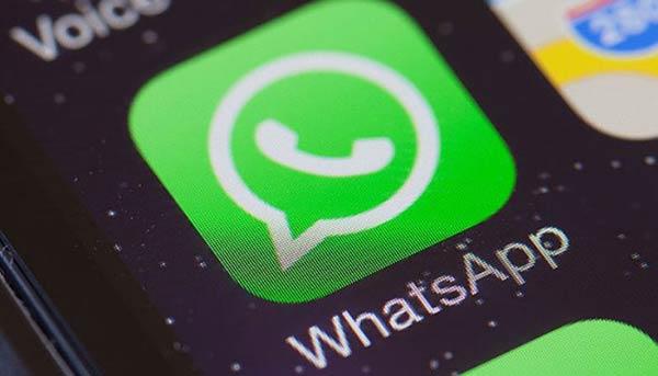 WhatsApp  Foto referencial