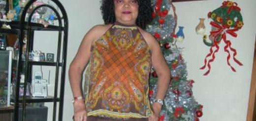 Xiomara Scott, enfermera asesinada por grupos civiles armados en Catia | Foto cortesía