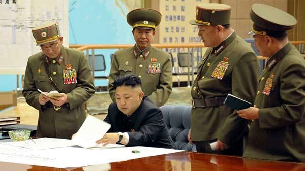 Corea del Norte amenaza con atacar las bases estadounidenses de Guam   Foto: Cortesía