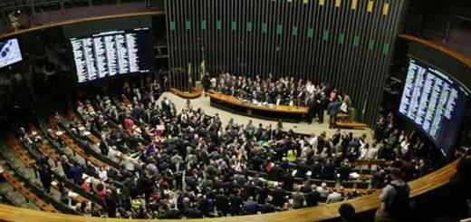 Cámara de diputados de Brasil | Foto: Cortesía