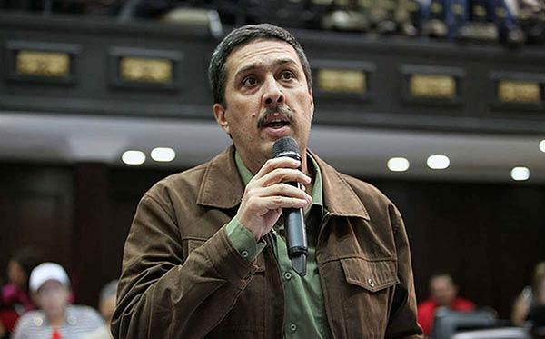 Ramón Lobo, Ministro de Economía y Finanzas | Foto: Cortesía