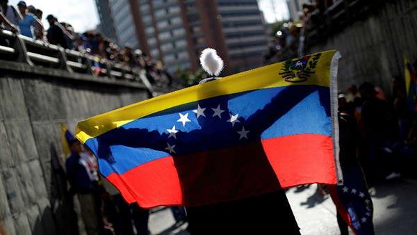 Organizaciones políticas y sociales de la oposición radical crearon Soy Venezuela | Foto referencial