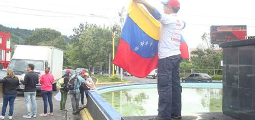 Otorgan libertad bajo presentación a detenidos en protestas en Táchira | Foto: El Nacional