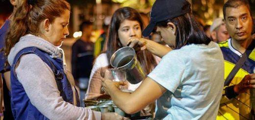 Entregas de alimentos a venezolanos en Colombia solo se dará en sitios autorizados