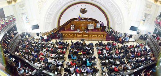 ANC sesionará esta tarde en el Palacio Federal Legislativo | Foto: Twitter