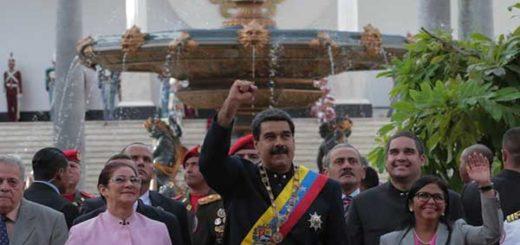 Asamblea Nacional Constituyente ratificó a Nicolás Maduro como presidente | Foto: @PresidencialVen