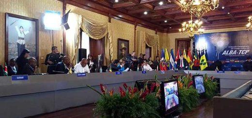 Inicia VI Reunión Extraordinaria de Consejo Político del ALBA-TCP en Venezuela | Foto: @ErikaOSanoja