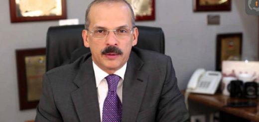 Alejandro Rebolledo, magistrado del TSJ | Foto: Archivo