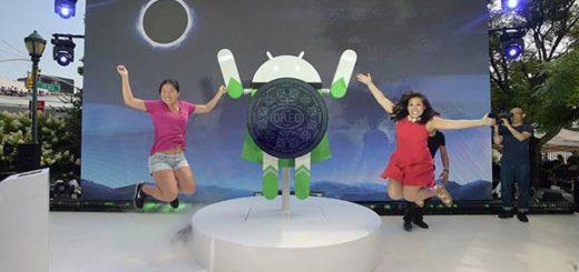 Android Oreo, la nueva versión del sistema operativo |Foto: AFP