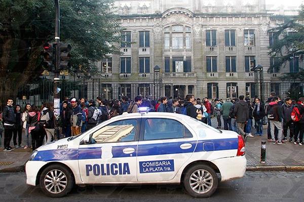 El hecho ocurrió en un Colegio de Argentina |Foto: Twitter