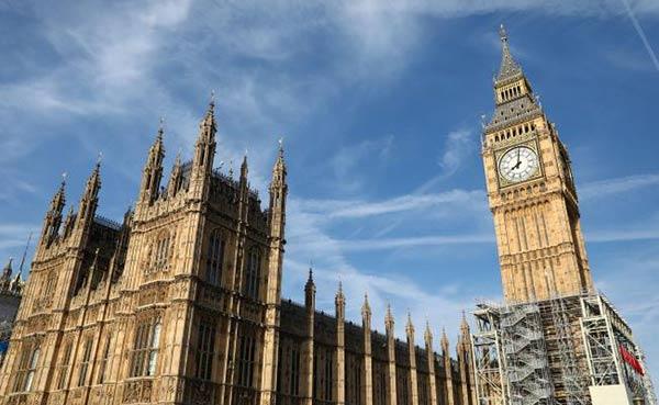 Big Ben, la famosa campana de Londres |Foto: Reuters