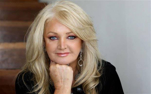Bonnie Tyler, cantante galesa  Foto cortesía
