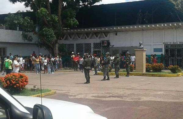 Familias exigen identificación de 37 muertos en motín en cárcel de Amazonas   Foto cortesìa