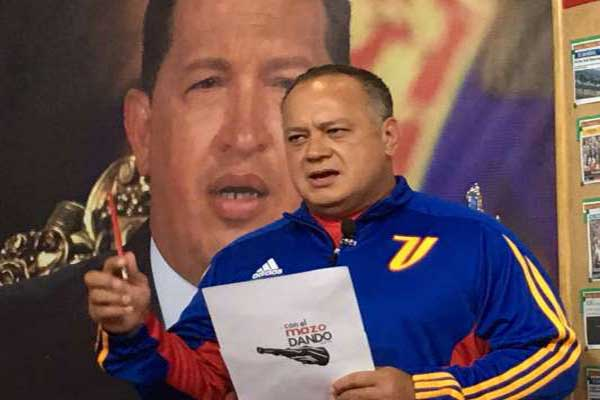 Diosdado Cabello | Captura de video