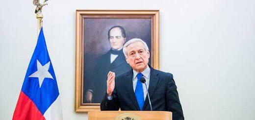 Chile no romperá relaciones con Venezuela ni retirará a su embajador en Caracas | Foto: @Minrel_Chile