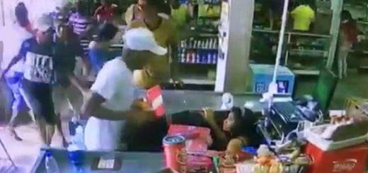 Saqueo en Lechería |Captura de video