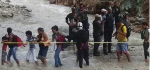 En incertidumbre se mantiene la situación de desaparecidos |Foto: Nota de prensa